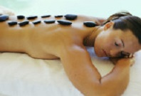 Cold Stone Body Massage